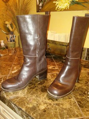 Nine west Leather boots for Sale in OR, US
