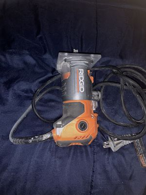 Trim router in really good condition I'm selling everything I'm moving out of town for Sale in The Bronx, NY