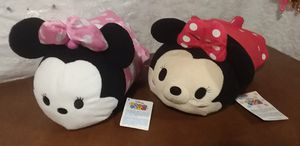 """New with Tags Size Medium Tsum Tsum Minnie Mouse 11"""" Plushy Set for Sale in Bothell, WA"""
