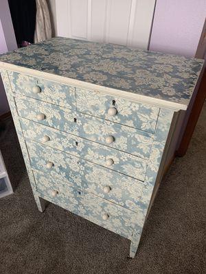 Heavy duty, antique style dresser. for Sale in Everett, WA