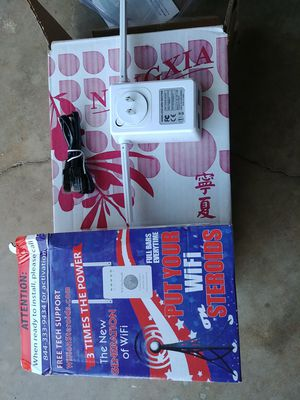 WiFi booster for Sale in San Angelo, TX