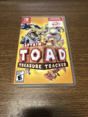 Captain toad game for Sale in Philadelphia, PA