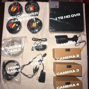 Night Owl 1080p HD 8 Channel Camera Security System for Sale in Maitland, FL