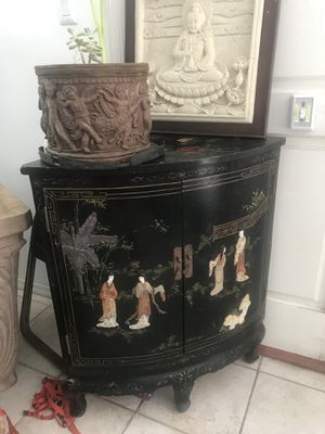 Antique Chinese Cabinet for Sale in Santa Monica, CA