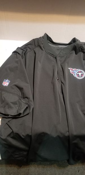 NIKE TENNESSEE TITANS PULLOVER SHIRT SZ.4XL for Sale in Fort Smith, AR