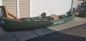 16ft Mad River Canoe for Sale in Fort Belvoir, VA
