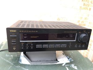 AM/FM Stereo Receiver for Sale in Sugar Land, TX