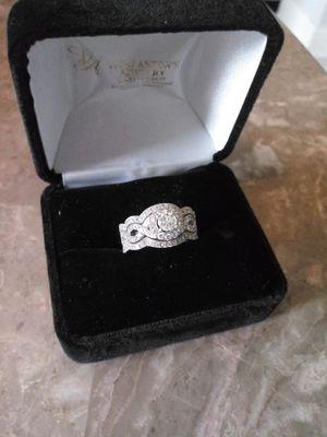 Neil Lane Engagement Ring 1 ct tw Diamonds 14k White Gold for Sale in Addis, LA