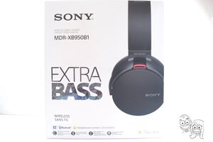 Sony XB950B1 Extra Bass Wireless Headphones with App Control, Black for Sale in Rancho Cucamonga, CA