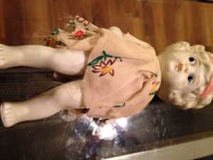 Antique Japanese jointed doll for Sale in Seattle, WA