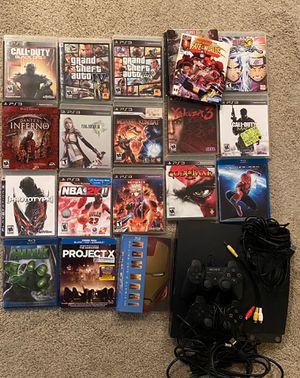 Playstation 3 Slim Bundle for Sale in Stanton, CA