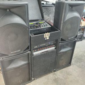 Dj Equipment for Sale in Bellflower, CA