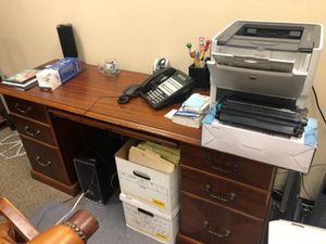 Office Desk for Sale - Must go ASAP for Sale in Rancho Cucamonga, CA