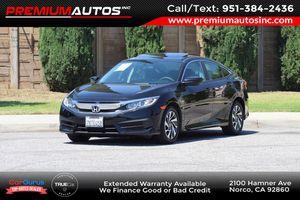 2017 Honda Civic Sedan for Sale in Norco, CA