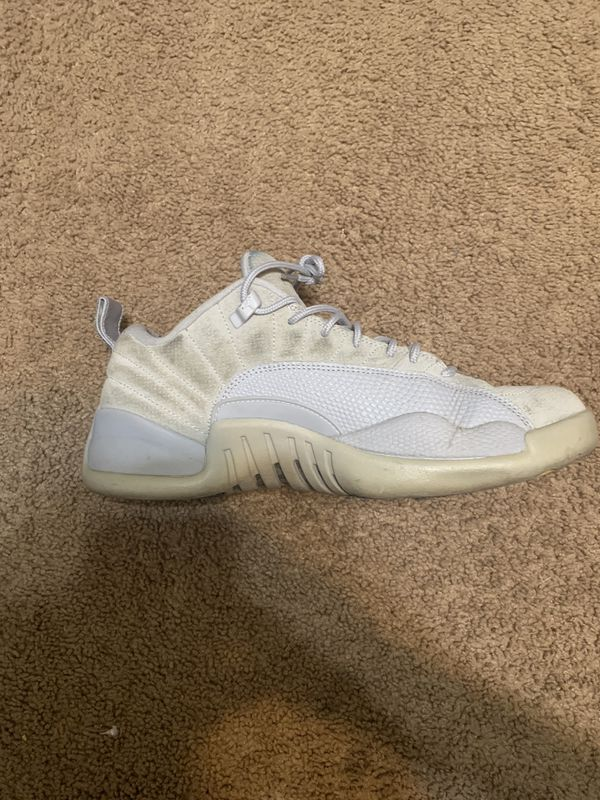 Jordan's 12s