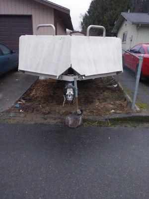 Snowmobile/quad trailer for Sale in Marysville, WA