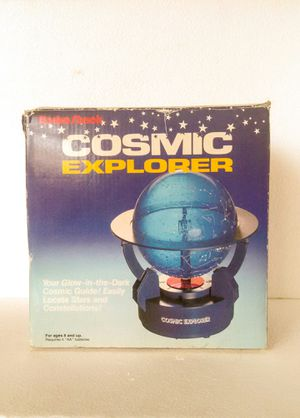 "Vintage ""Cosmic Explorer"" by Radio Shack 🎁 for Sale in Parma Heights, OH"