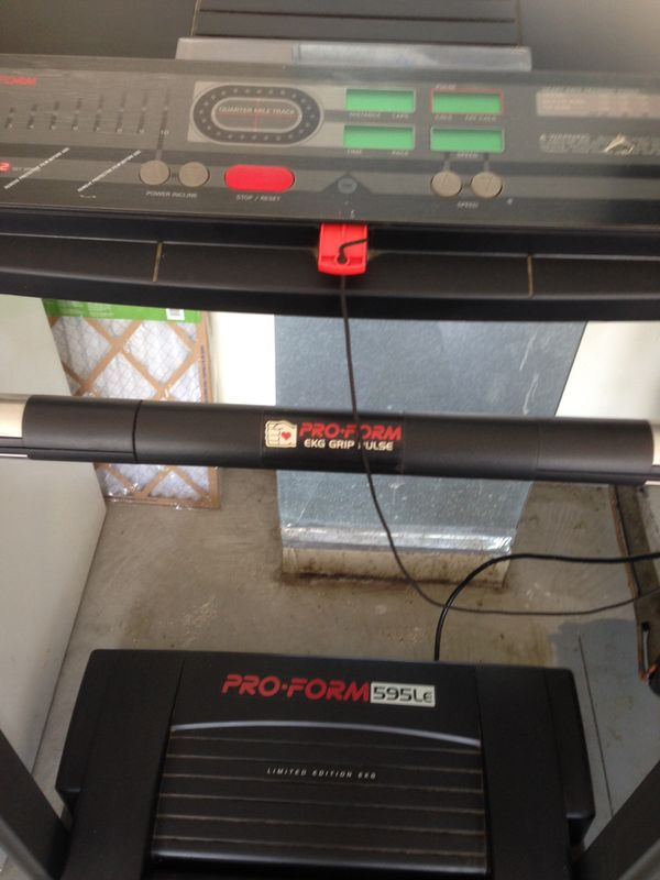 Treadmill for $50