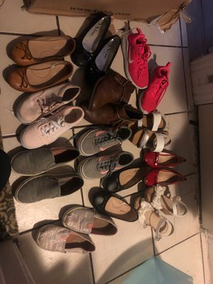 Girl shoes size 1 for Sale in Richardson, TX