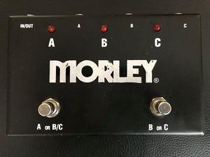 Morley A/B/C Pedal for Sale in Abilene, TX