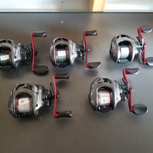 Brand New Baitcast Fishing Reels for Sale in Stuart, FL