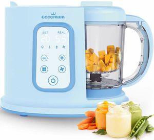 New Baby Food Maker Eccomum Baby Food Processor Multi-Function Cooker and Blender to Steam and Puree Baby Food Warmer Mills Machine for Sale in Thousand Oaks, CA