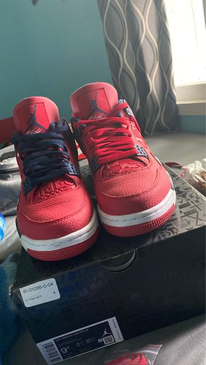 Air Jordan 4 Retro Fibas for Sale in Fresno, CA