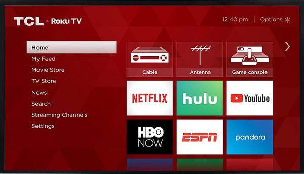 TCL Roku TV 32 Inch Smart Tv 1080p