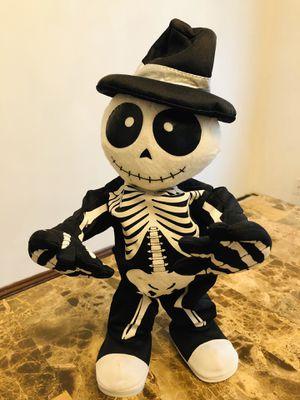 Singing skeleton doll pasito song for Sale in Providence, RI