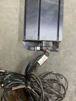 Harley Davidson Amplifier for Sale in Midlothian,  IL