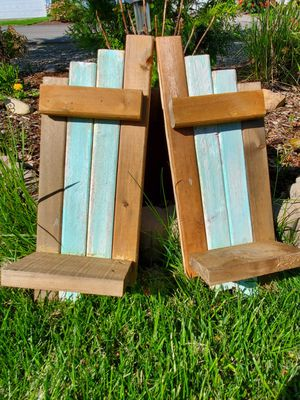 Hand crafted shelves and more. for Sale in Puyallup, WA