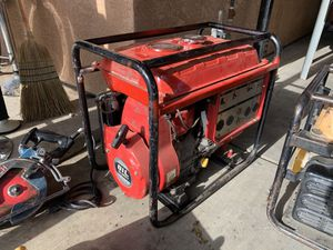 Honda generator 11 hp 4000 wt running continues 32A for Sale in Modesto, CA