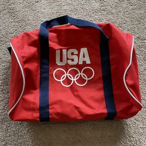 USA Olympics Duffle Bag for Sale in Tacoma, WA