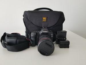 Canon EOS 5D Mark II 21.1MP Digital SLR Camera & Canon-EF-16-35mm-f-2 for Sale in Smyrna, GA