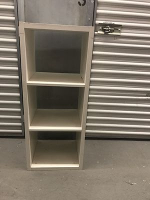 White bookcase / shelf for Sale in Fort Lauderdale, FL