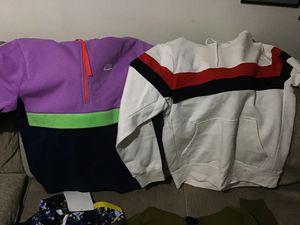Men Nike hoodies and jackets for Sale in Atlanta, GA