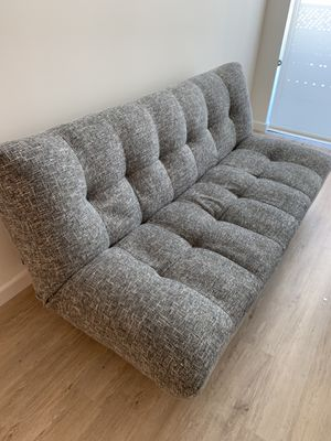 Primo International Florence Klik Klak Linen Sofa for Sale in San Francisco, CA