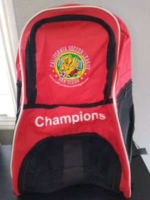 SOCCER BACKPACK - NEW for Sale in San Diego, CA