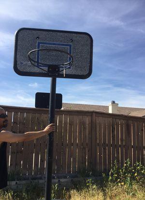 Basketball hoop for Sale in Perris, CA