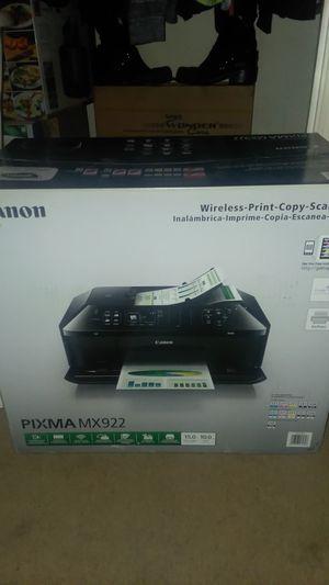 Canon wireless printer for Sale in Saltsburg, PA