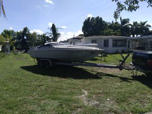 Boat hull and trailer for Sale in Miramar, FL