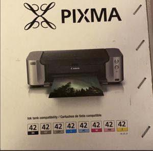 Canon pixma pro for Sale in Cooper City, FL