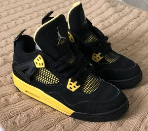 "Air Jordan 4 Retro ""Thunder"" Shoes for Sale in West Palm Beach, FL"