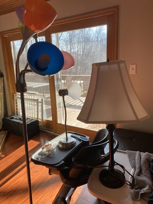 3 lamps for Sale in Silver Spring, MD
