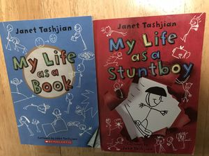 My Life as a Book and My life as a stuntboy for Sale in Cerritos, CA
