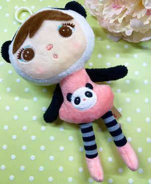 Metoo Plush Panda Bear Girl Doll for Sale in Dunnellon, FL