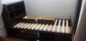 Twin bed frame for sale for Sale in San Jose, CA