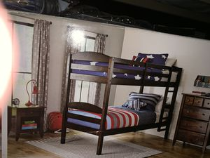 Twin bed with mattress for Sale in Elk Grove Village, IL