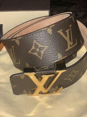Authentic Monogram LV Belt for Sale in Avondale, AZ