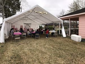 Big party tent for sale!!! for Sale in Houston, TX